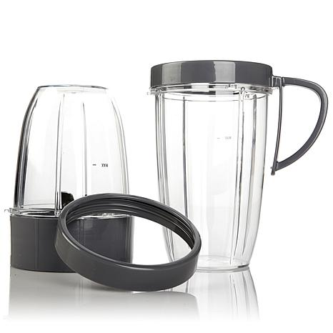 NutriBullet Deluxe 5-piece Accessory Kit