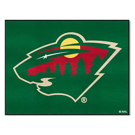 Officially Licensed Minnesota Wild All-Star Mat