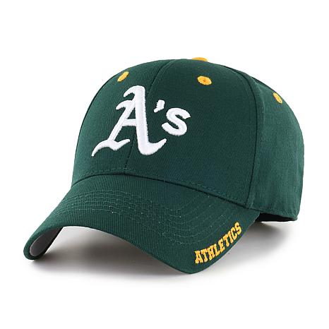 Officially Licensed MLB Frost Adjustable Hat  - Oakland Athletics