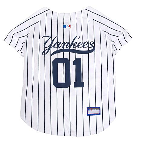 Officially Licensed MLB Pet Jersey - XSmall to Large