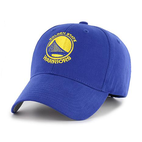 Officially Licensed NBA Classic Adjustable Hat - Golden State Warriors