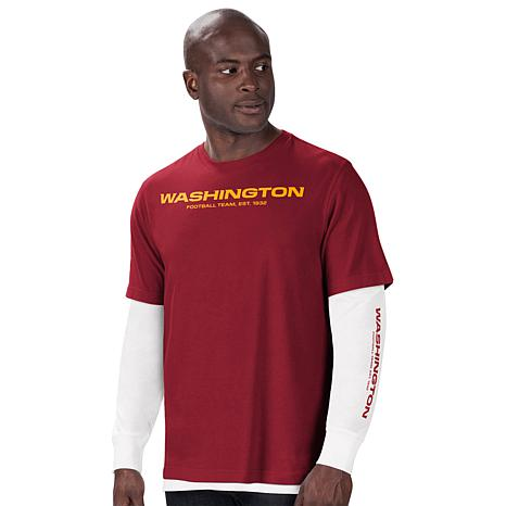 Officially Licensed NFL 3-in-1 Combo Tee by Glll - Washington