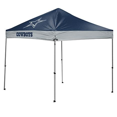 Officially Licensed NFL 9' x 9' Straight Leg Canopy