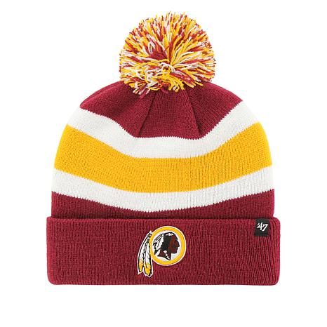 5c58570a9 Officially Licensed NFL Breakaway Beanie with Pom Pom by '47 Brand ...