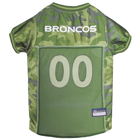 new concept 27f05 cf87d new! Officially Licensed NFL Camo Jersey - Denver Broncos