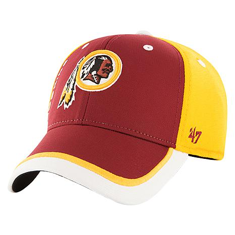 huge discount 8a17e ec30e new! Officially Licensed NFL Crashline Contender Cap by '47 Brand - Redskins