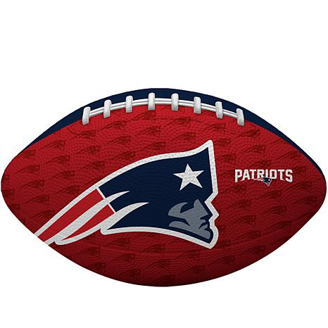 Officially Licensed NFL Gridiron Junior Football by Rawlings  Patriots  7805113  HSN