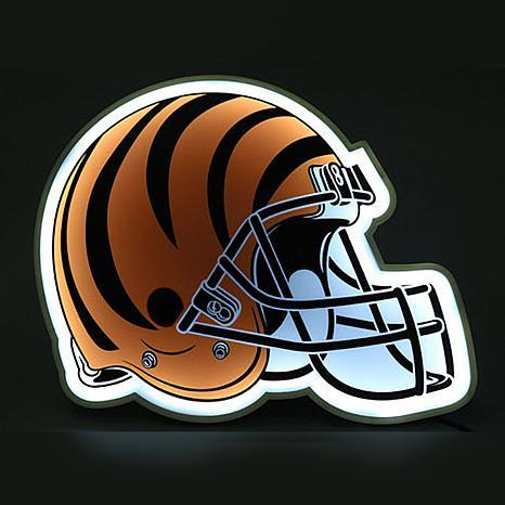 Officially Licensed NFL LED Helmet Lamp - Bengals