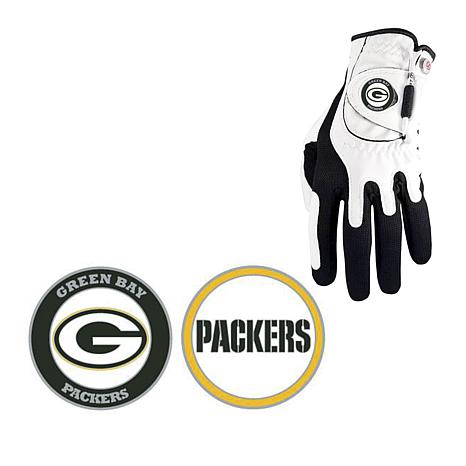 Officially Licensed Nfl Left Hand Golf Glove By Zero