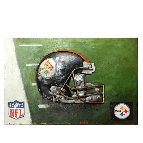 Officially licensed nfl metal wall art