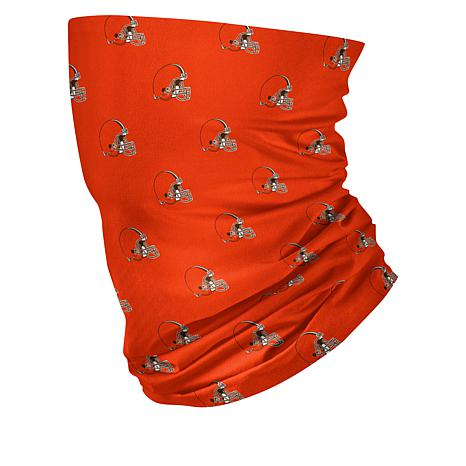 Officially Licensed NFL Mini Print Logo Face Scarf by Team Beans