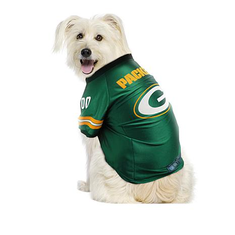 49db5e8f3 Officially Licensed NFL Premium Mesh Pet Jersey - Packers - 8520607   HSN