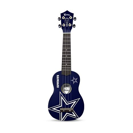Officially Licensed NFL Soprano Ukulele