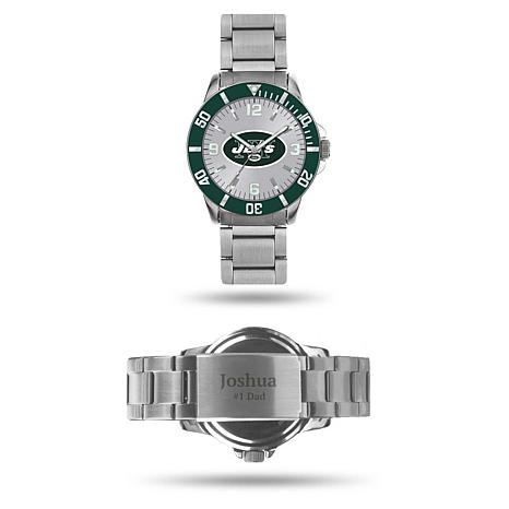 Officially Licensed NFL Sparo Key Personalized Watch - Jets