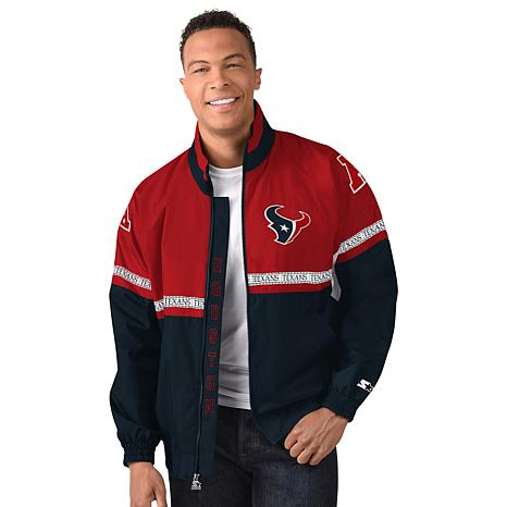 Officially Licensed NFL Starter Academy Full Zip Jacket by Glll