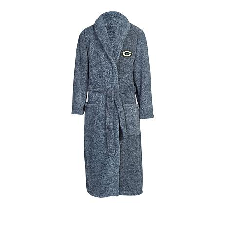 Officially Licensed NFL Unisex Robe with Bag by Concepts Sport