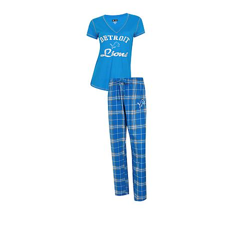 Officially Licensed NFL Women's Duo Sleep Set by Concepts Sport