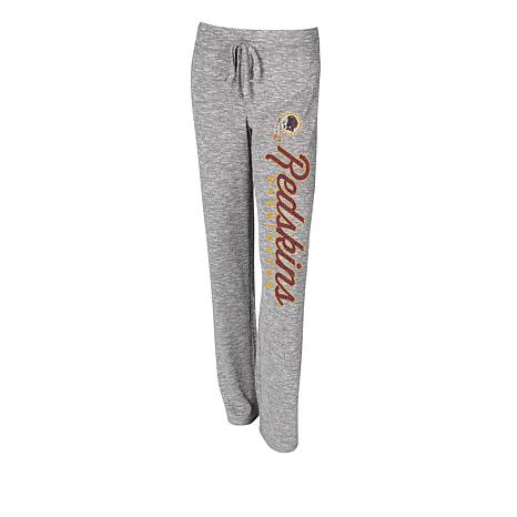 155f3aa7 Officially Licensed NFL Women's Layover Lounge Pant - Redskins