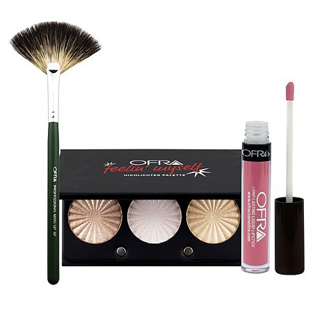 OFRA Cosmetics Feelin My Glow 3-piece Set