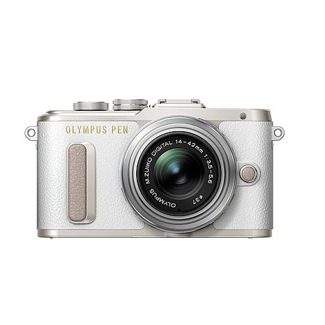Olympus PEN 16MP Changeable Lens Camera w/14-42mm Lens