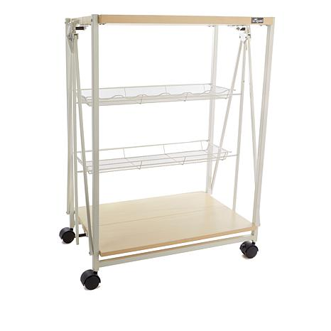 Origami Everything Kitchen Cart 8102082 Hsn