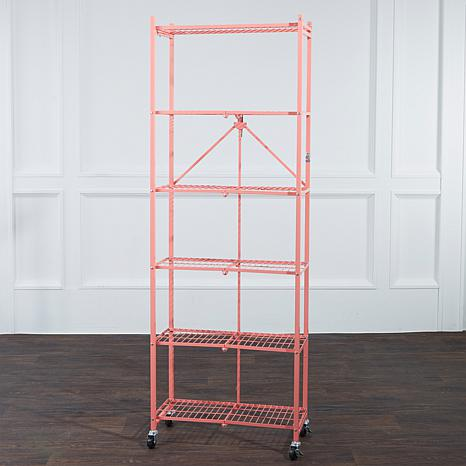 Origami 4-Shelf Folding Rack | The Container Store | 466x466