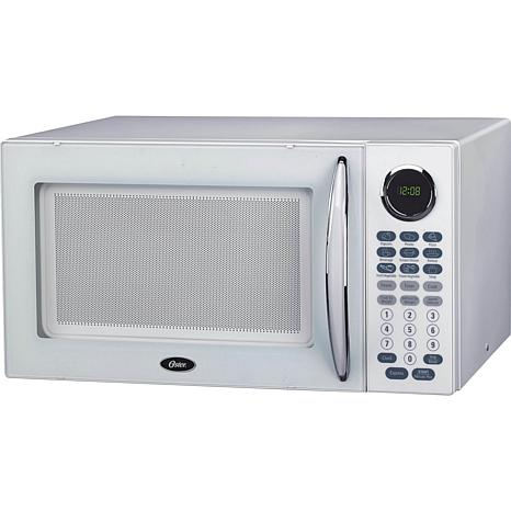 Oster 1.1 Cu. Ft. Digital Microwave Oven - White
