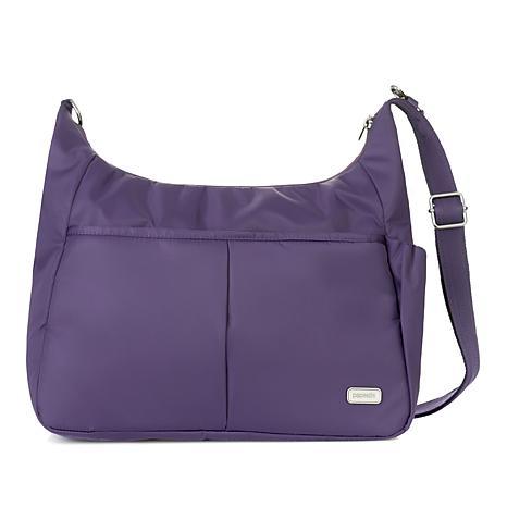 Pacsafe Rfid Blocking Classic Crossbody Bag