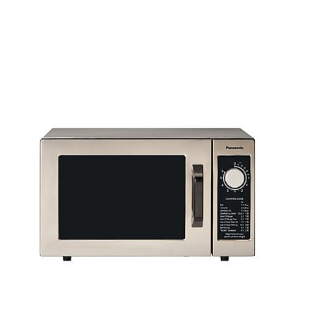 Panasonic 1000W Commercial Dial Microwave Oven