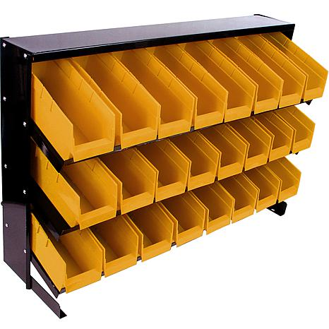 Parts Storage Rack With 24 Bins 6787704 Hsn