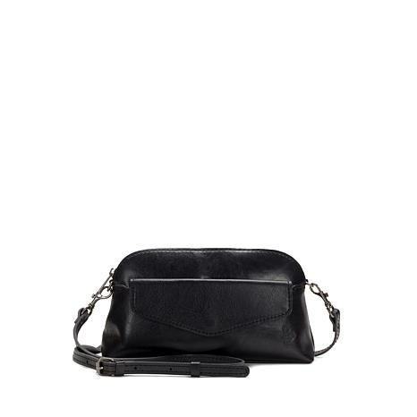 Patricia Nash Baeza Leather Crossbody with Wallet