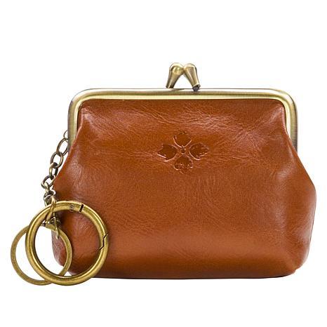 Patricia Nash Borse Leather Coin Purse