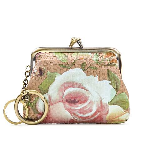 83019e76057e Patricia Nash Borse Leather Coin Purse - 8751654 | HSN