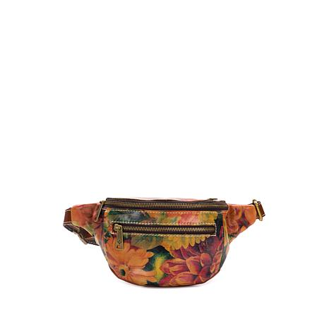 Patricia Nash Cologne Leather Waist Pack