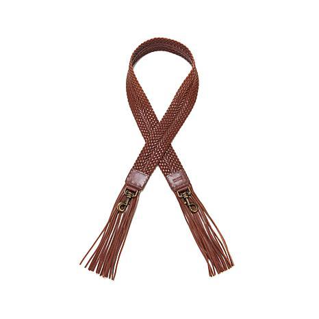 Patricia Nash Vista Fringe Handbag Strap