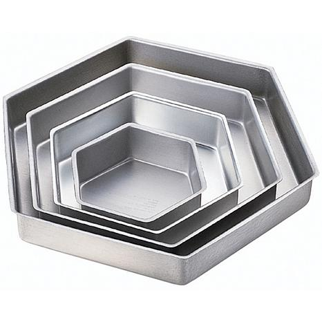 Performance Cake Pan Set - Hexagons