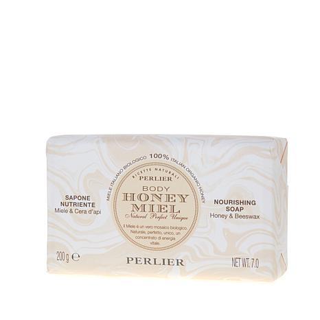 Perlier 7 oz. Honey Soap Bar