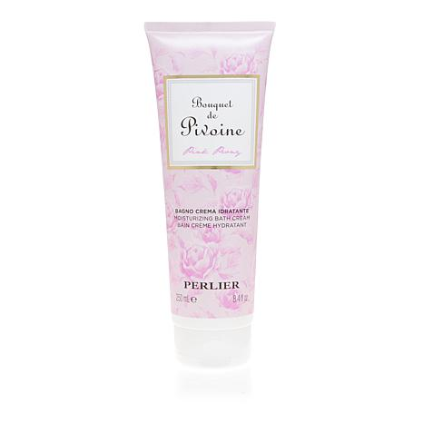 Perlier 8.4 fl. oz. Pink Peony Bath Cream