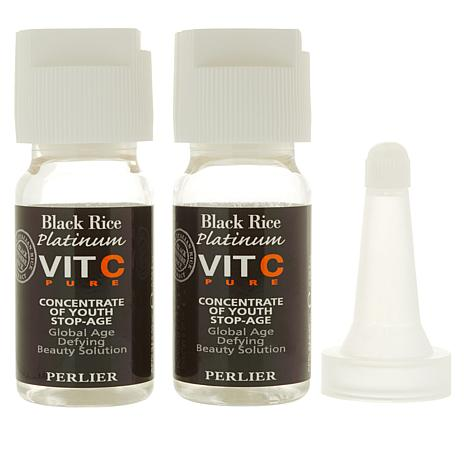 Perlier Black Rice Vitamin C Concentrate