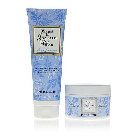 Perlier Bouquet of Jasmine 2-piece Bath and Body Set