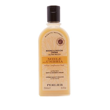 Perlier Honey from Umbria Bath & Shower Cream - 8.4 fl. oz.