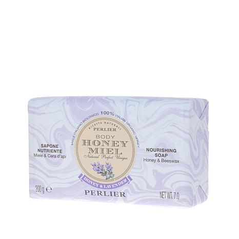 Perlier Honey Lavender Bar Soap