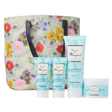 Perlier Lily of the Valley 4-piece Set