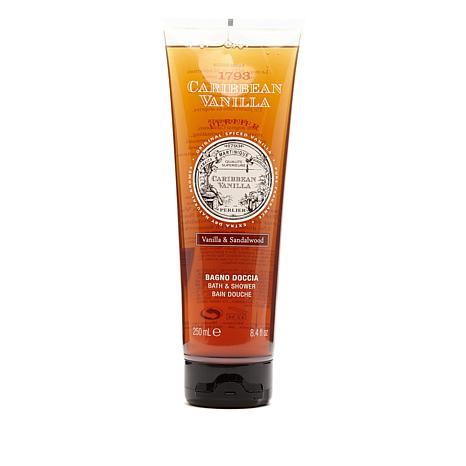 Perlier Vanilla & Sandalwood Bath & Shower