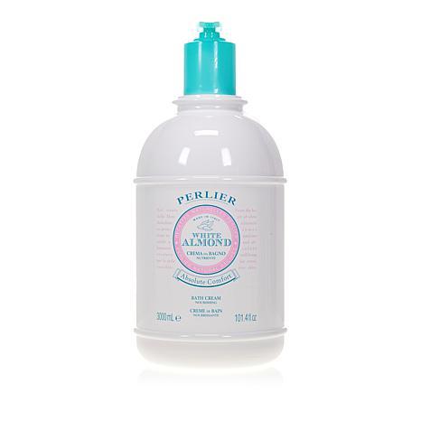 Perlier White Almond Bath Cream - 101.4 fl. oz.