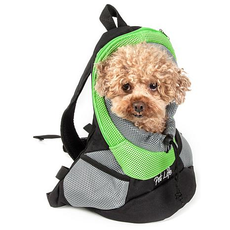 "Pet Life On-The-Go Supreme Travel ""Bark-Pack"" Backpack Pet Carrier"