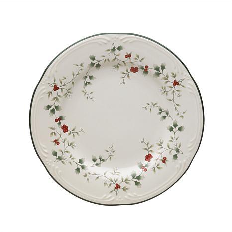 Pfaltzgraff Winterberry Salad Plate  sc 1 st  HSN.com & Pfaltzgraff Winterberry Salad Plate - 8079482 | HSN