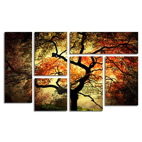 Philippe Sainte-Laudy 'Japanese' Multi-Panel Art Collection