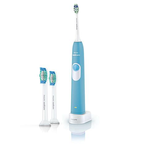 Philips Sonicare Series 2 Toothbrush with 2-pk SimplyClean Brush Heads