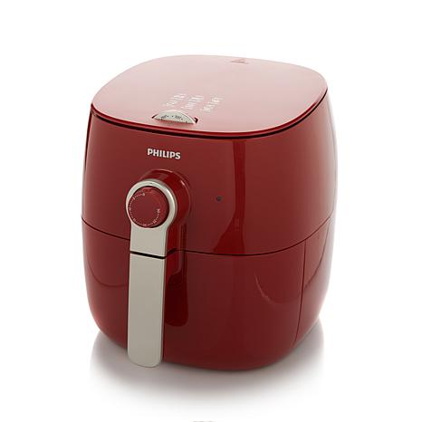 Philips TurboStar Airfryer with Recipe Booklet